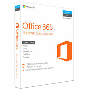 Office 365 1-year subscription