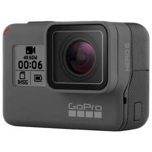 GoPro HERO6 Black Waterproof 4K Sports Camera