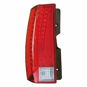 2007 - 2014 Cadillac Escalade Tail Light - Driver Side