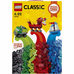 Lego Boxes Classic 10704 Creative 900 Pcs new sealed