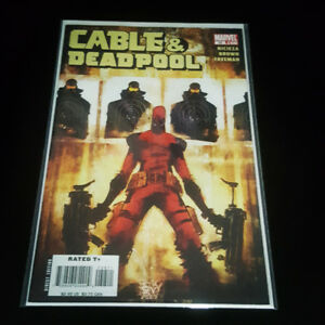 CABLE AND DEADPOOL issue no.38 Scottie Young cover