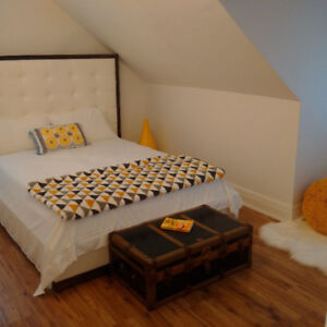Furnished all inclusive 2 bedroom 1 bathroom unit in Durand