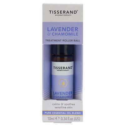 Tisserand Aromatherapy Lavender & Chamomile Treatment Roller Ball (Lavender Roller Ball)