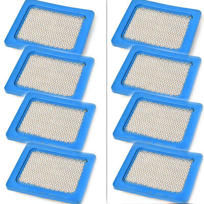 8x Air Filter Replace for Briggs & Stratton 491588 491588s 5043 399959 OEM USA