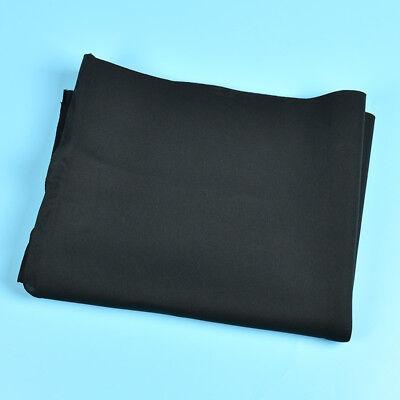 DIY 2.5mm Neopren Stoff für Tauchanzug Futterstoff Schwarz Dekostoff Handarbeit