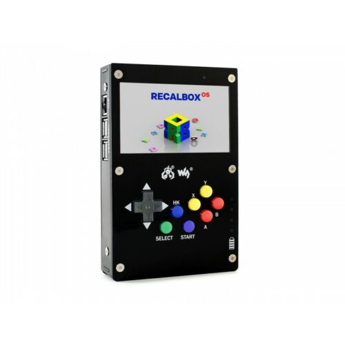 GamePi43 Portable Video Game Console 4.3inch IPS Screen Based on Raspberry Pi 4B