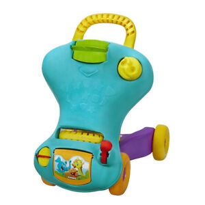 Ride-On Walker - Playskool Step Start Walk 'n Ride