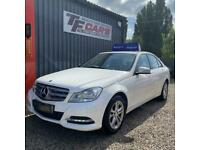 2013 Mercedes-Benz C Class C220 Diesel CDI BlueEFFICIENCY Executive Auto - £30 R