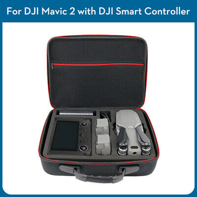 Carrying Case Shoulder Bag For DJI Mavic 2 Zoom Pro Drone with Smart Controller