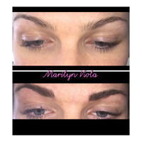 Maquillage semi-permanent sourcil