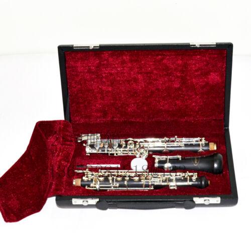 Professional advanced C key full automatic composite wood oboe