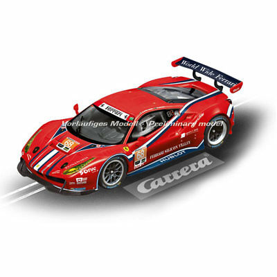 CARRERA Slot Car 27558 Ferrari 488 GT3 AF Corse No 68
