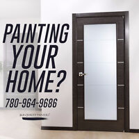 Complete Interior Painting! 780-964-9686