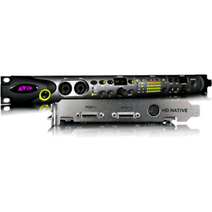 AVID OMNI & HD NATIVE  for protools