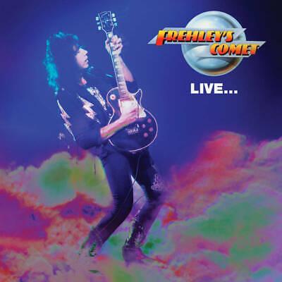 FREHLEY'S COMET - LIVE - RSD BF - BLACK FRIDAY 2019 - KISS - Ace Frehley - Vinyl