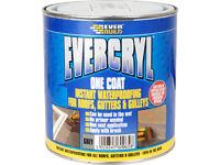 Evercryl One Coat Roof Repair Grey