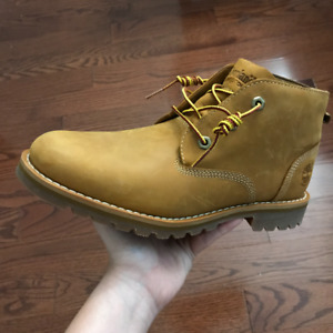 Timberland Men's Larchmont WP Chukka Boots - Wheat