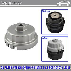 Oil Filter Wrench Kit for Toyota Avalon Camry Highlander RAV4 Sienna Venza Lexus