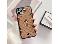 "iPhone 12 Pro ""gucci Micky mouse case"""