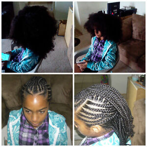 Cornrows and twists using your natural hair London Ontario image 4