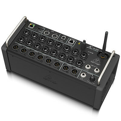 BEHRINGER X AIR XR18 18-Channel Stage Box/Rackmount Digital Mixer + Warranty