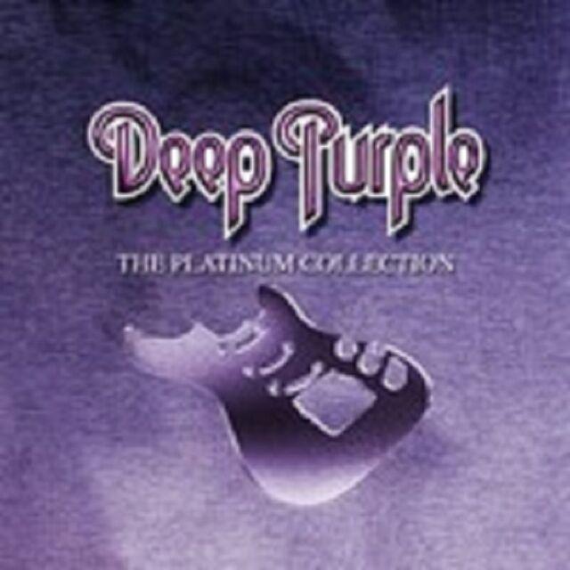 "DEEP PURPLE ""PLATINUM COLLECTION"" 3 CD NEUWARE !!!"
