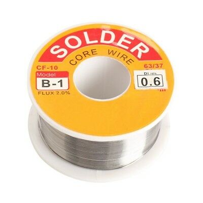 1mm Tin Lead Soldering Wire Reel Electronic Welding Iron Wire Non-corrosive Dl5
