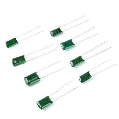 Film Foil Polyester Capacitors 11.82.2 3.3 6.8102247100220n 100v 630v