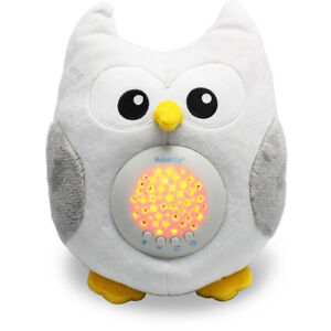 BABY WHITE NOISE Machine Sleep Aid Night Light & Shusher Sound