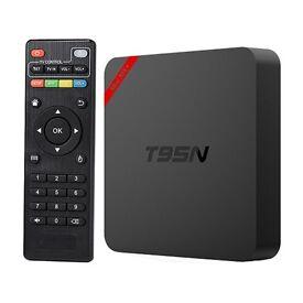 A95X/T95N TV Box (Android Box) - 4K Quadcore, KODI (FTMC) / apps, 7th July Build £54.99