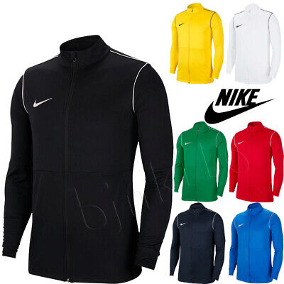 Nike Dry Park 20 Knit Track Jacket Top Men Sport Active Gym Training Running