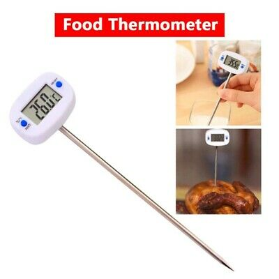 Kitchen Insert Probe Food Baking Pen Thermometer BBQ Meat Milk Thermometer NE
