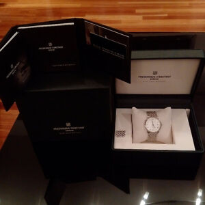 Frederique Constant Watch for $700 (vs $1,100+ new)