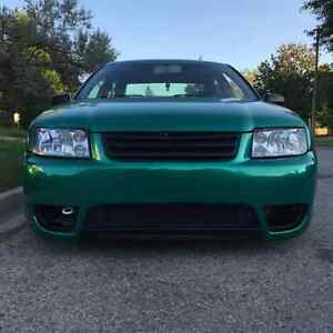 FULL PART OUT.  Mk4 Volkswagen Jetta 1.8t AWP Stage 1 Cambridge Kitchener Area image 2