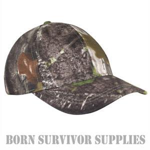 Jack Pyke CAMO BASEBALL CAP - English Oak Evolution Shooting Hunting Fishing Hat