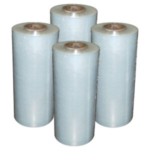 Malpack 12 x 65G Stretch Skid/Item wrapping hand Film on sale!