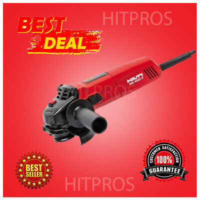 Hilti Angle Grinder Ag 450-7s Brand New Fast Shipping