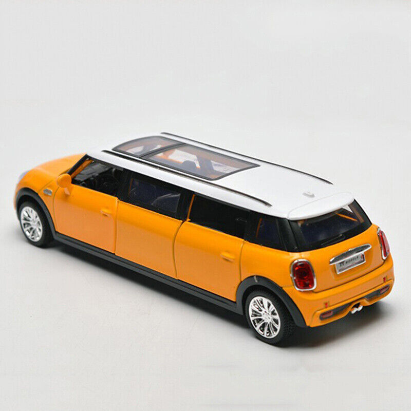 BMW Mini Cooper 1:36 Model Cars 5 inch Collections/&Gifts Alloy Diecast Toys Blue