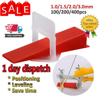 ✅UK Top Seller Tile Leveling Spacer System Tool / Wedges / Pliers Tool Tiling ✅
