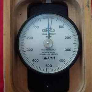 Analog Tension Gauges - Made in Germany/Switzerland