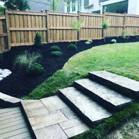 GALWAY GREEN'S FENCE & PERGOLA BUILD, CAMBRIDGE, KITCHENER/AREAS