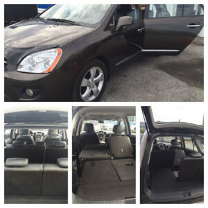 2009 Rondo EX-Premium, up to7pass ,loaded,BT,AUX,Safety,Onsale!