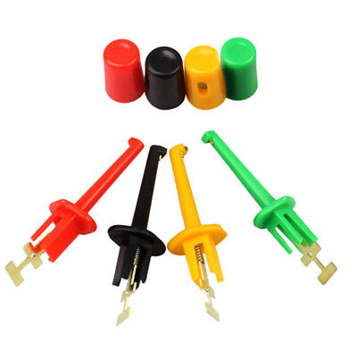 20x Wire Test Hook Kit Clip Grabbers Probe For Multimeter Smtsmd Accessories