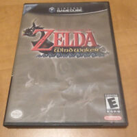 Legend Of Zelda Wind Waker Windwaker Nintendo Gamecube