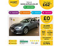 INFINITI Q50 2.1 CDI 168 EXECUTIVE 2.2T SPORT  FROM £62 PER WEEK!