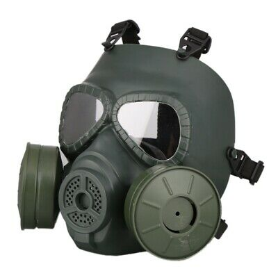 Facepiece Pro Respirator Painting Spraying Airsoft Gas Mask Full Face Mask