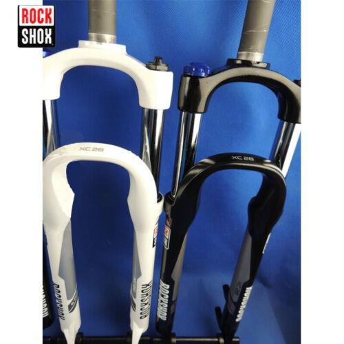 suspension fork 26 remote crown preload rebound