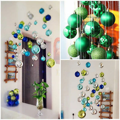 Wholesale Cute Christmas Xmas Tree Ball Bauble Hanging Party Ornament Home Decor - Wholesale Christmas Decor