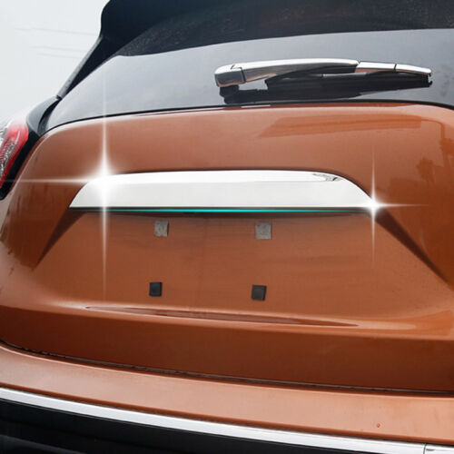 For Nissan Murano 2015-2018 Chrome Rear Trunk Lid Tailgate Door Cover Trim