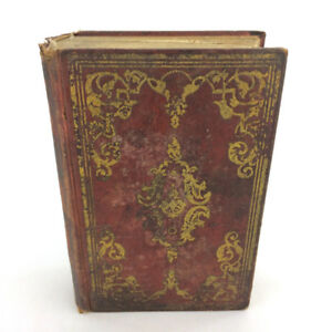 Patriarchs Prophets Christ And The Apostles Book Antique 1861